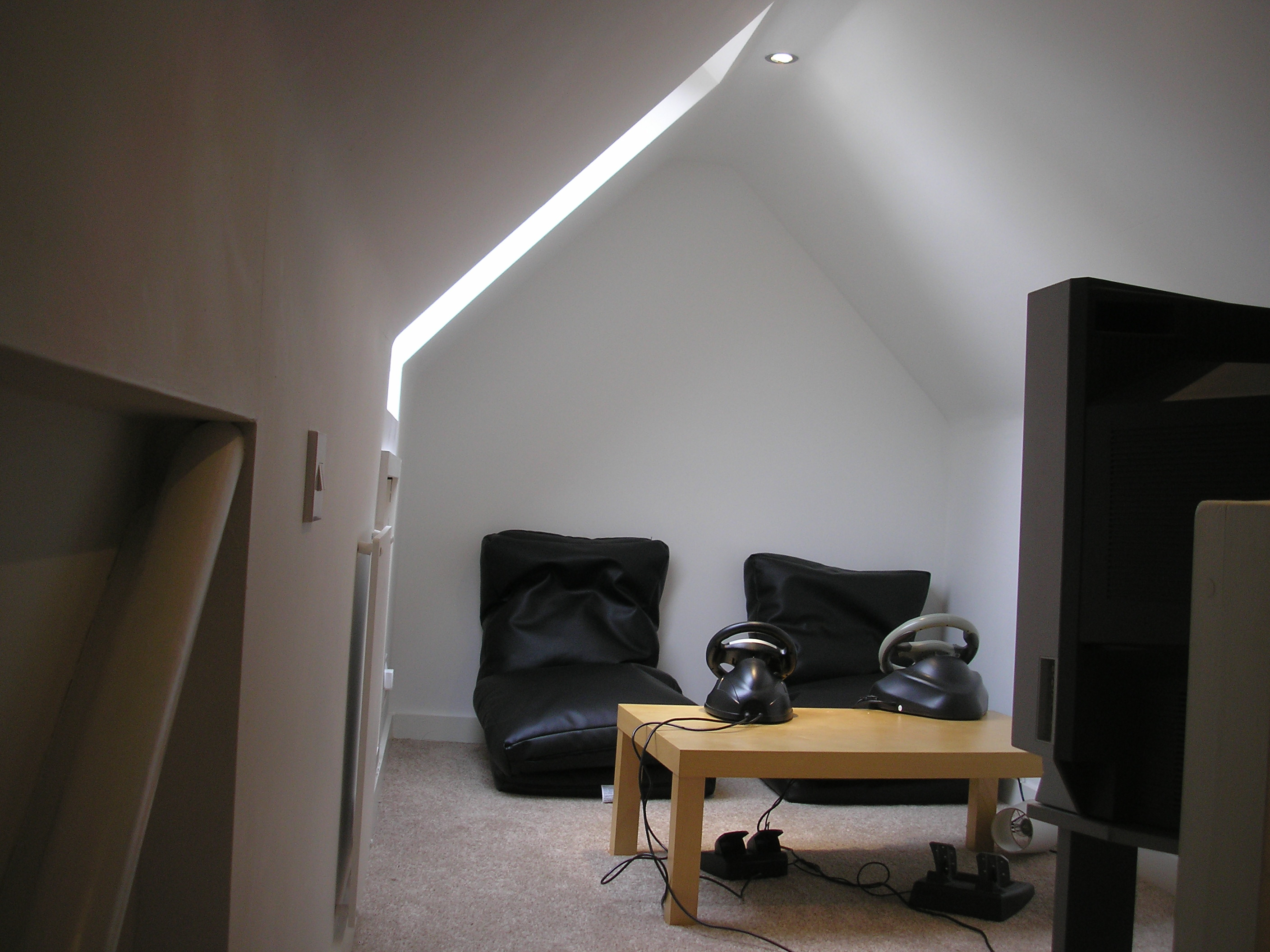 Recent Loft conversion J.J.Roberts
