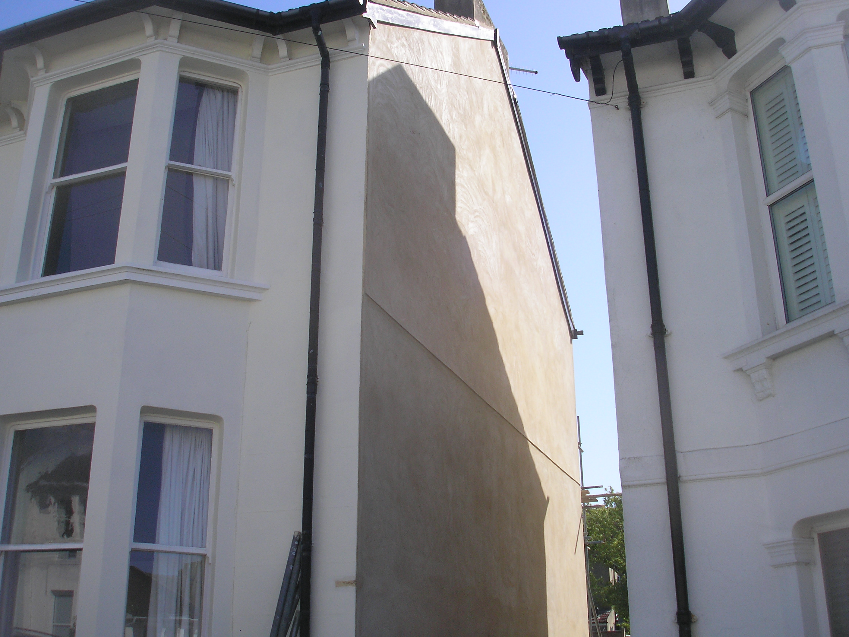Building and plastering, J.J.Roberts, Brighton